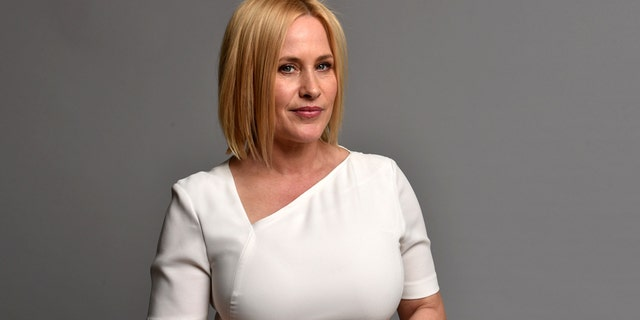 Patricia Arquette poses for a portrait during the 87th Academy Awards nominees luncheon at the Beverly Hilton Hotel on Monday, Feb. 2, 2015, in Beverly Hills, Calif. (Photo by John Shearer/Invision/AP)