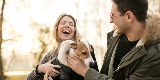 People spend a pretty penny to keep their pets happy, according to a new study.