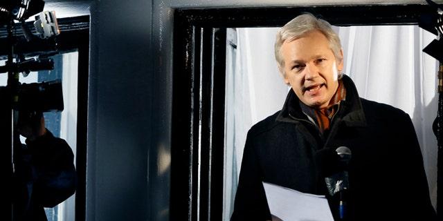 Julian Assange, founder of WikiLeaks, in a Dec. 20, 2012, file photo.