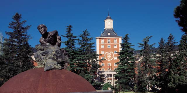 Rectorship of the Complutense University of Madrid.