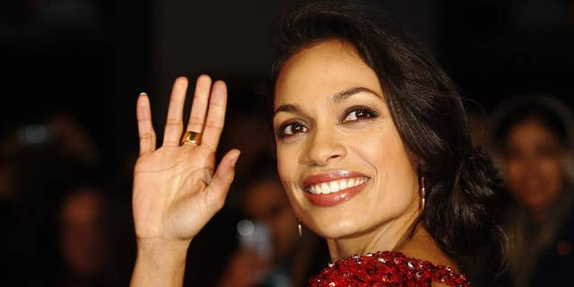 Cory Booker was allegedly associated with actress Rosario Dawson.