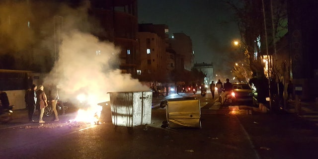 Dec. 30, 2017: The protests have spread to Iranian's capital of Tehran.