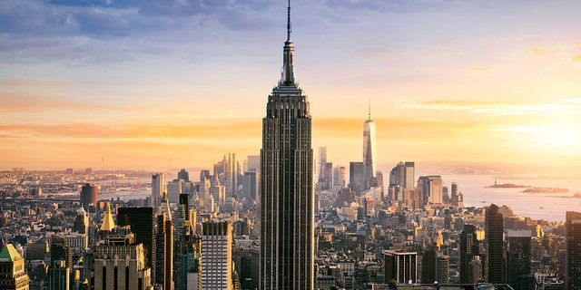Seven in 10 people hadn't been to the Empire State Building.
