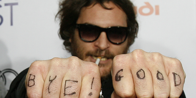Joaquin Phoenix portrays the sadistic Joker in the upcoming self-titled film coming this fall.