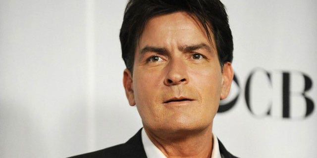 Charlie Sheen has asked the public for help in finding his parents amid the California wildfire evacuations.
