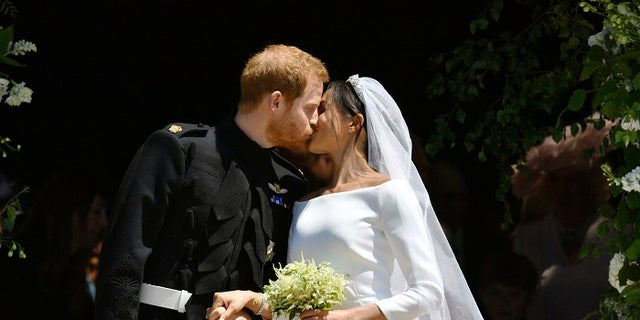 Prince Harry and Meghan Markle got married on Saturday, May 19, 2018.