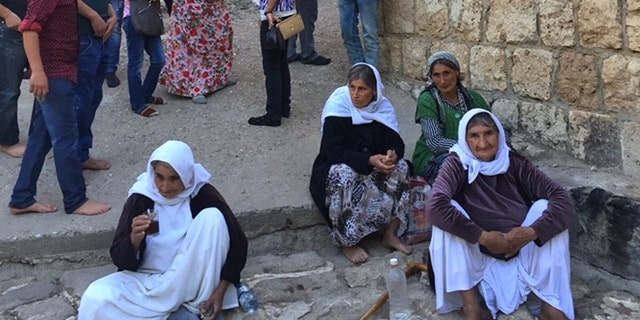 The Yazidi community has found healing in speaking about the sexual torture faced by their girls and women.