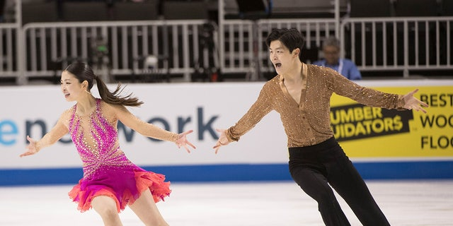 Fan favorites Maia and Alex Shibutani are a sibling act.