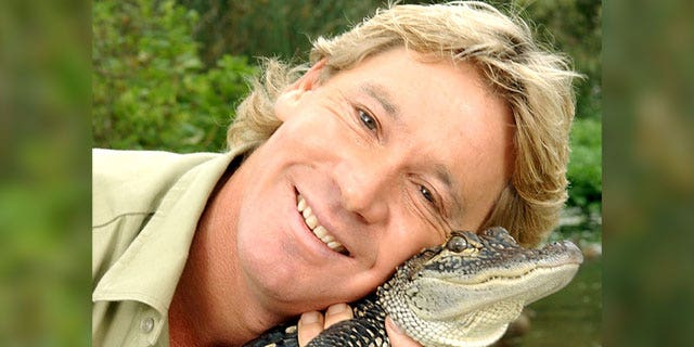 """Friday would have been """"Crocodile Hunter"""" Steve Irwin's 57th birthday. (Getty Images)"""