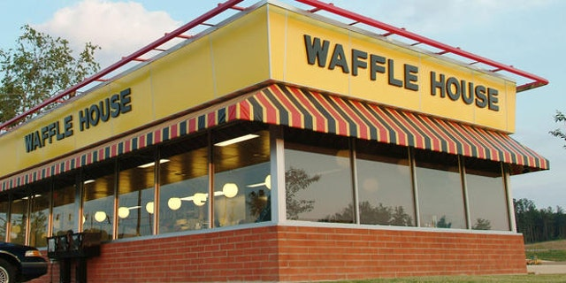 Waffle House says show support for Team USA by boycotting Belgian waffles.