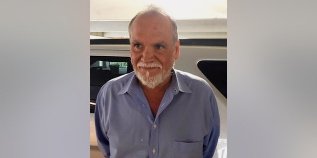 In this photo provided by the Oklahoma Department of Corrections, Stephen Michael Paris is pictured following his capture in Houston, Texas, Thursday, April 12, 2018, nearly 40 years after he walked away from Jess Dunn Correctional Center in Taft, Okla.