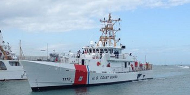 Coast Guard personnel searched this week for a 50-year-old passenger who was reported missing 85 miles west of Fort Myers, Fla.