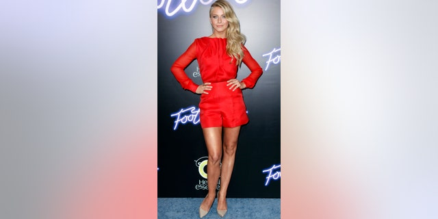 "The dancer turned actress turned country singer not only steamed up the premiere of her movie ""Footloose,"" in a red jumper, she also brought some raunchiness to country music. The 25-year-old's video for her single ""Is That So Wrong"" was dubbed too sexy to air on Country Music Television (CMT). The video features a scantily clad Hough dancing in her apartment. As the video progresses, Hough sheds more layers of clothing. Click here to find out more. http://www.foxnews.com/entertainment/2014/02/12/country-contraband-banned-tunes/"