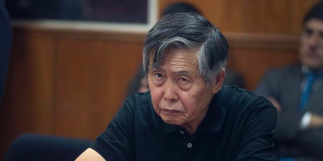 Peru's president announced Sunday night that he has granted a medical pardon to jailed former strongman Alberto Fujimori.