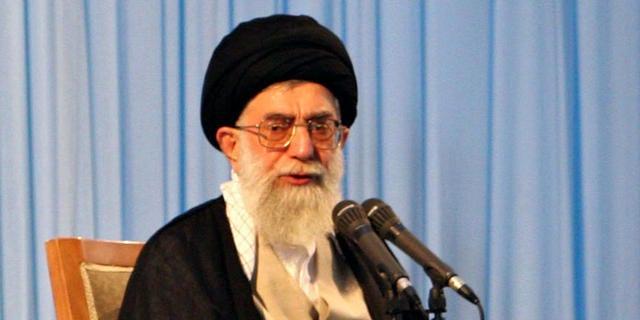 Iran's supreme leader, Ayatollah Ali Khamenei. (AP Photo)