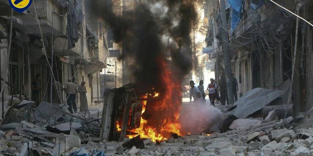 Syria S Game Of Thrones Style Aleppo Tourism Video Ignores