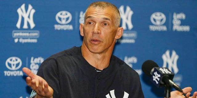 New York Yankees manager Joe Girardi denied the allegations.