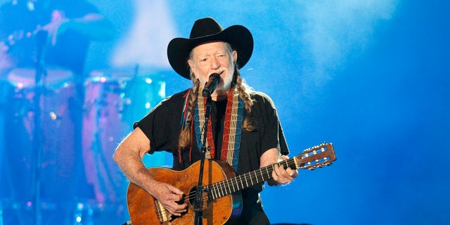 Singer Willie Nelson performs at the 2012 CMT Music Awards in Nashville, Tennessee, June 6, 2012. REUTERS/Harrison McClary (UNITED STATES  - Tags: ENTERTAINMENT) - RTR337NW