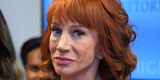 Comedian Kathy Griffin doesn't think Anderson Cooper will ever apologize to her.