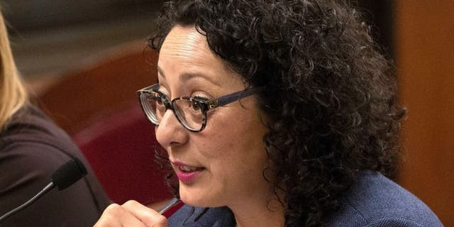 California Assemblywoman Cristina Garcia, a leader of the #MeToo movement, allegedly stroked a then-25-year-old staffer's back, tried to squeeze his buttocks and attempted to grab his crotch as he walked away from her.
