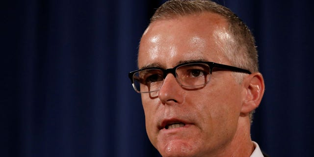 Deputy FBI Director Andrew McCabe will meet with  the House Intelligence Committee next week.