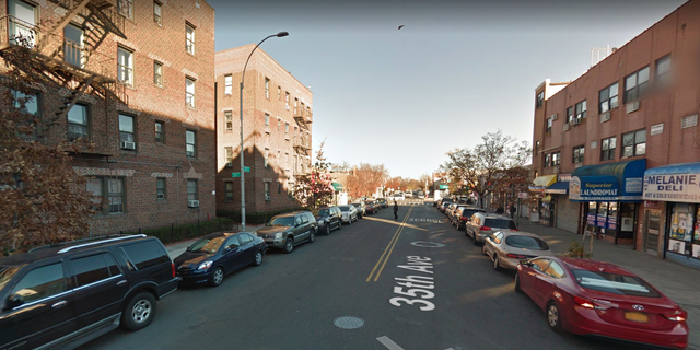 Edgar Collaguazo, 44, fell to his death in outside his Jackson Heights apartment after trying to escape angry parents accusing him of inappropriately touching a 6-year-old boy.
