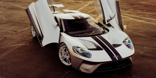 Controversial Flipped Ford Gt Supercar Is For Sale Again
