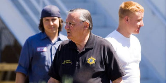 Sheriff Joe Arpaio (File/AP photo)