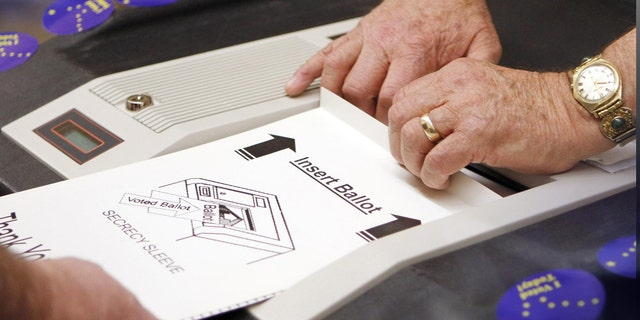 Paper ballots have been phased out in much of the country but a proposed bill in Georgia would bring it back.
