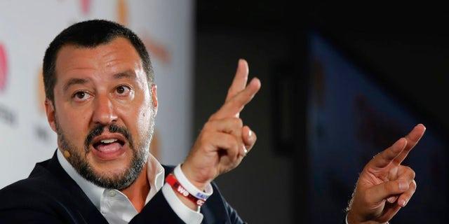 Italian Interior Minister Matteo Salvini has slammed UN criticism of its migration policies.