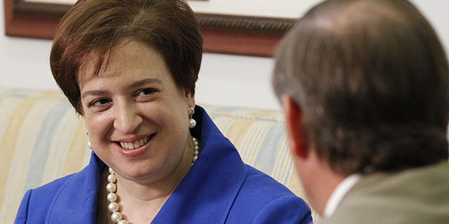May 26: Elena Kagan meets with Sen. Tom Udall, D-N.M., on Capitol Hill.