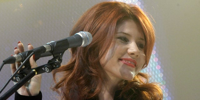 Anna Chapman was arrested in the United States in 2010.