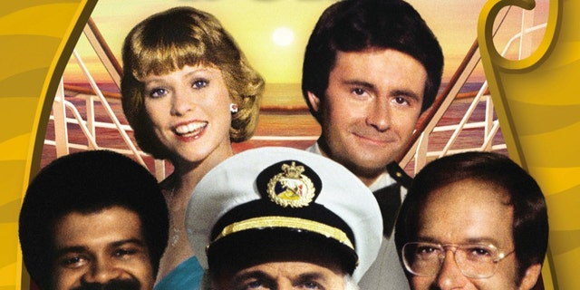 """David Cassidy landed a brief guest spot on """"The Love Boat"""" in 1980."""