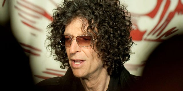 Howard Stern revealed a cancer scare happened to him in 2017.