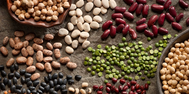 Beans are an excellent source of slow-release carbohydrates, as well as a good source of protein and fiber, which slow the digestive process to help you stay fuller, longer.