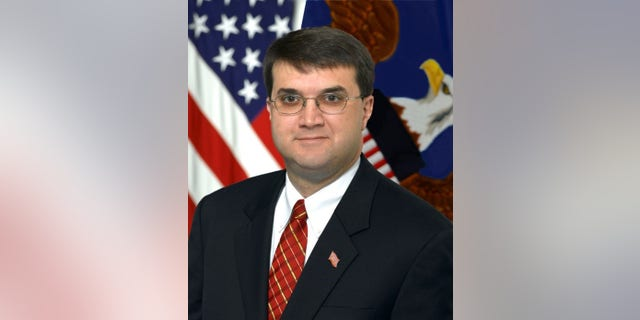 Robert Wilkie became secretary of the Veterans Affairs Department after the president fired David Shulkin.