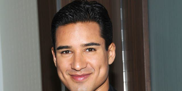 Mario Lopez arrives at the 23rd Annual GLAAD Media Awards at San Francisco Marriott Marquis on June 2, 2012 in San Francisco, California.