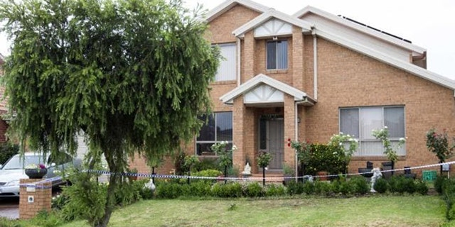 This is the Melbourne home where Momena Shoma allegedly carried out her ISIS-inspired attack.