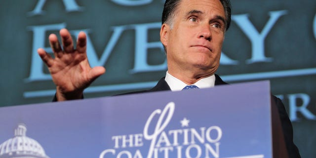 Mitt Romney was born in Michigan, where his father was the 43rd governor.