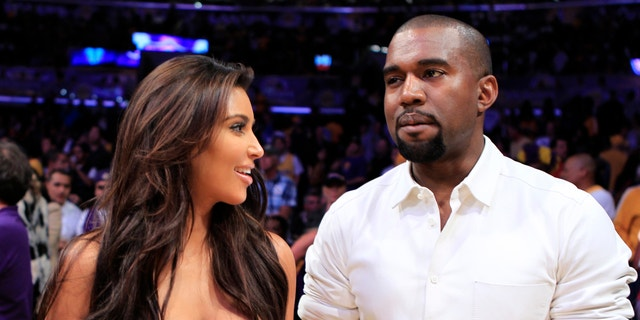 West's wife Kim Kardashian has hit out at those who have called her husband mentally ill.