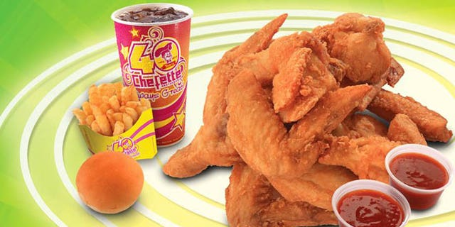 Wing Dings Special from Barbados chain Chefette.