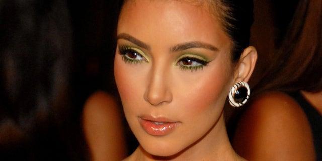 Kardashian attending Maxim's 10th Annual Hot 100 Celebration, Santa Monica, CA.