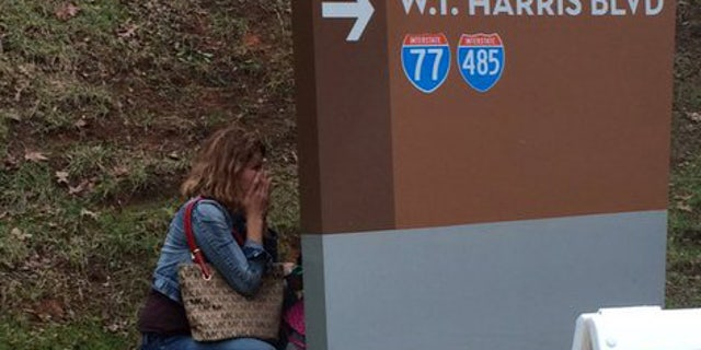 Patrons and employees at the Northlake Mall in Raleigh were evacuated after reports of gunfire.