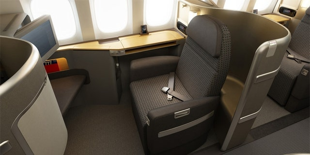 First and business class travelers will likely earn more reward miles based on fare price.