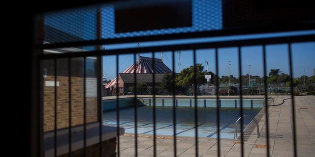 A public pool in Cape Town has been closed for months due to a lack of water in the city. Barring a miracle, on April 16 – or sooner – most of the city's water taps will be shut off.