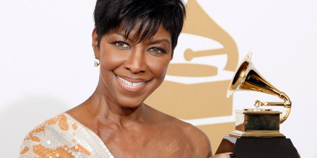 Natalie Cole in 2009.