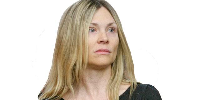 Amy Locane-Bovenizer in court.