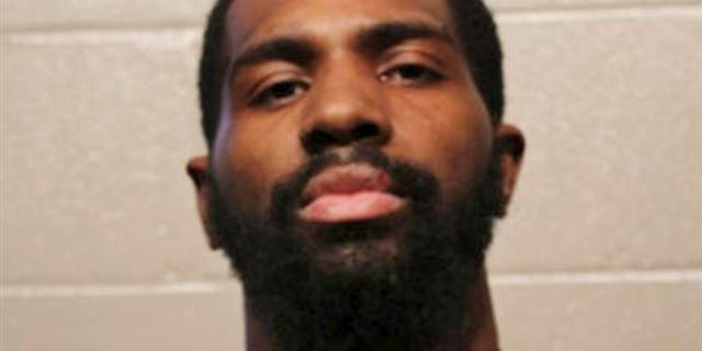 This 2014, file photo shows Alton Nolen, who has been charged with beheading his co-worker.  (Cleveland County Sheriff via AP)