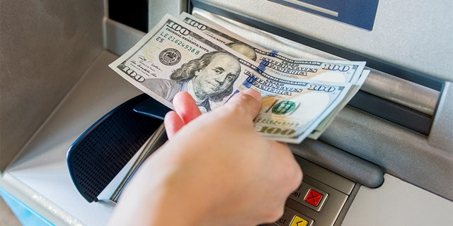 """Charles Calvin, of New Chicago, Ind., told WGN 9 he withdrew $200 from his checking account at an ATM last weekend only to find a few more zeroes than usual on his receipt.<br data-cke-eol=""""1"""">"""