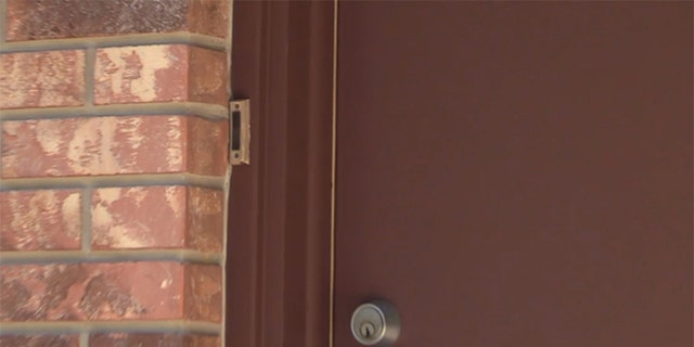 The Volusia County Sheriff's Office said that before his attempted robbery, Jason Braun rang the doorbell of the home — leaving his DNA all over it.
